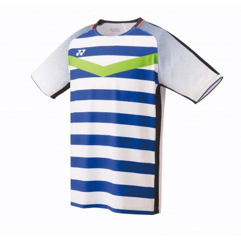 Yonex 10274EX 2018 All England Championship Shirt [Blue]