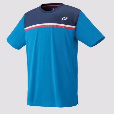 Yonex 10325EX Men's Game Shirt (Blue)