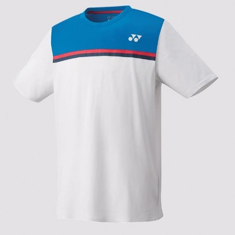 Yonex 10325EX Men's Game Shirt (White)