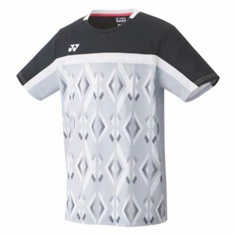 Yonex 10340 Men's Crew Neck Shirt [Ice Grey]