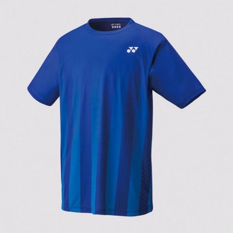 Yonex 16435EX Game Shirt [Dark Blue]