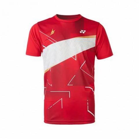Yonex 16440EX Men's Tshirt [Red]