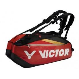 Victor BR-9209DC Racket Bag [Red]
