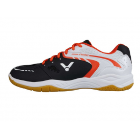 Victor A-190 CA Court Shoe [Red/Black/White]