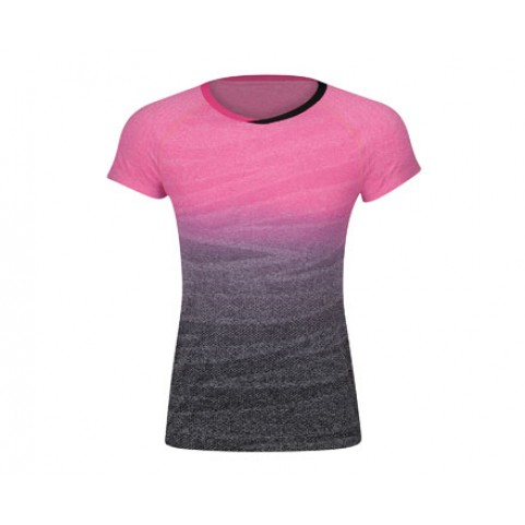 Li-Ning Women's Badminton T-shirt AAYM138-2 (Pink)