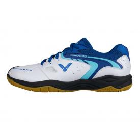 Victor A-190 AB Court Shoe [Blue]