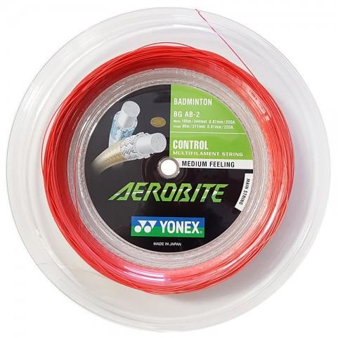 Aerobite (White/Red) 200M Reel
