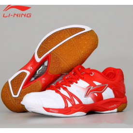 Lining BOUNSE CUSHION Badminton Pro Tournament Shoes AYAL024-1