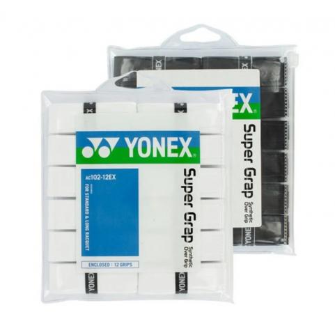 Yonex AC102Ex Super Grap — 12 grips