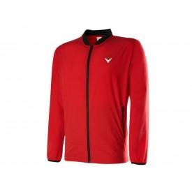 Victor J-00607D Track Jacket [Red]