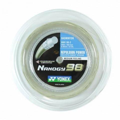 Nanogy 98 (Sliver Grey) 200M Reel