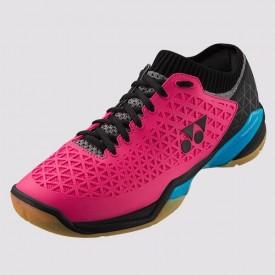 Yonex Power Cushion Eclipsion Z Men's Court Shoes [Pink/Blue]