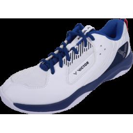 Victor A311 AF Badminton Court Shoe [White/Blue]