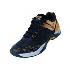 Victor S82LTD CX Court Shoe [Black/Gold]