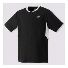 Yonex YJ0010 Junior Crew New Shirt [Black]