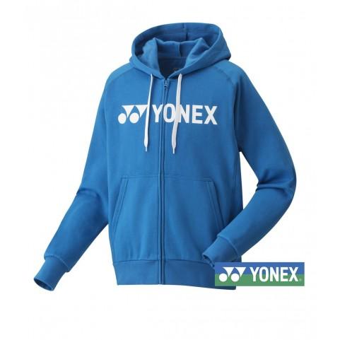 Yonex Full-Zip Hoodie YM0018 [Infinite blue]