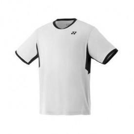 Yonex YJ0010 Junior Crew New Shirt [White]
