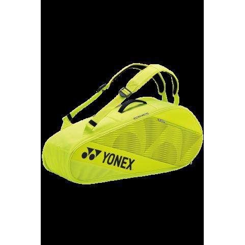 Yonex 82026EX 6 Piece Racket Bag [Lime Yellow]
