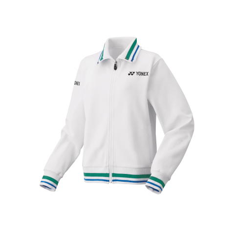 75TH Women's Warm-Up Tracksuit 57064A [White]