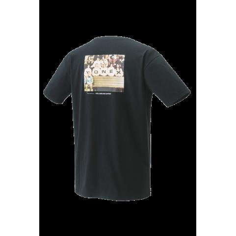 75TH Unisex T-Shirt 16557A [Black]