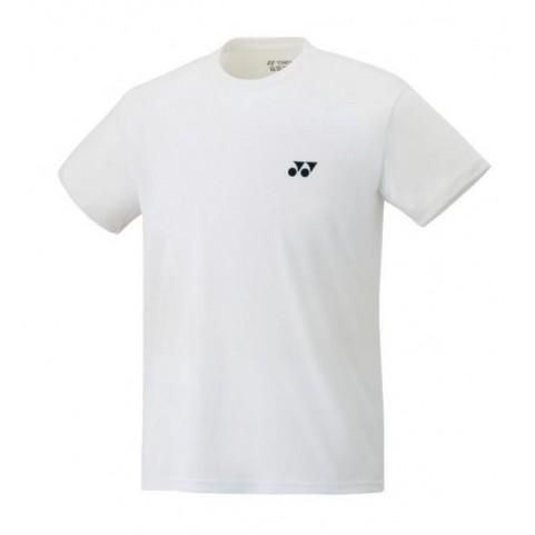Yonex Plain T-Shirt [White]