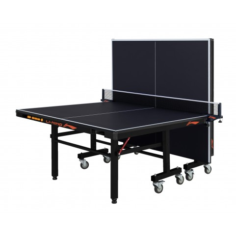 Ping Pong Table P2000 Black[25mm Indoor Top]