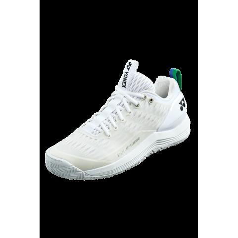 75TH Power Cushion Eclipsion 3 Women Tennis Shoes SHTE3L75 [White]