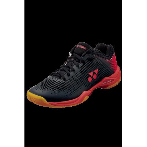 2021 Yonex Power Cushion Eclipsion X2 Men's Court Shoes [Black/Red]