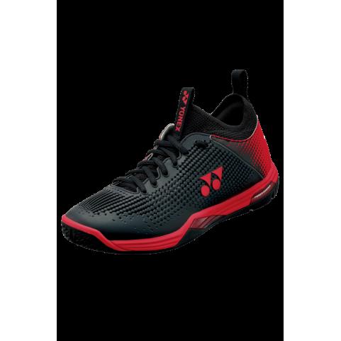 2021 Yonex Power Cushion Eclipsion Z2 Men's Court Shoes [Black/Red]