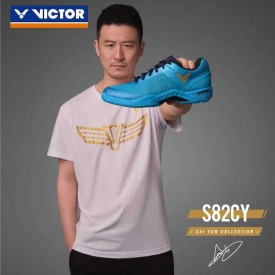 Victor S82F CY Court Shoe (Cai Yun Edition) - [Blue]