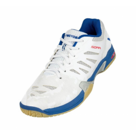 Victor 2019 SOAR - AB Court Shoes [White/Blue]